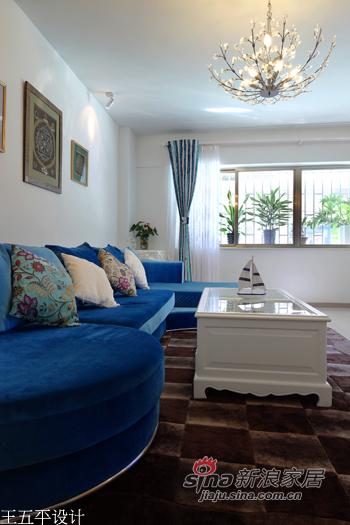 田园 四居 客厅图片来自用户2557006183在《蓝色构想》------地中海现代混搭风尚39的分享