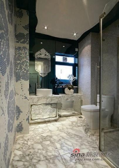新古典 别墅 卫生间图片来自用户1907664341在25万豪装170平现代古典别墅60的分享