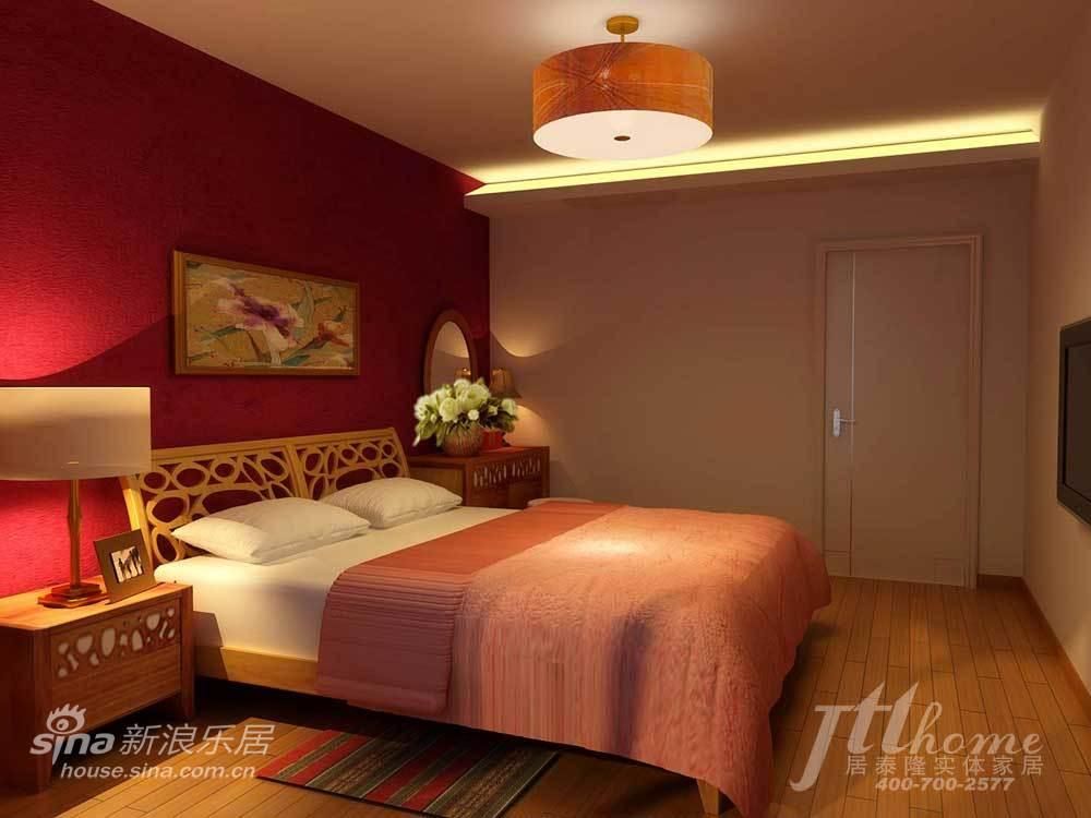 简约 二居 卧室图片来自用户2738829145在遇见幸福二之幸福涟漪19的分享