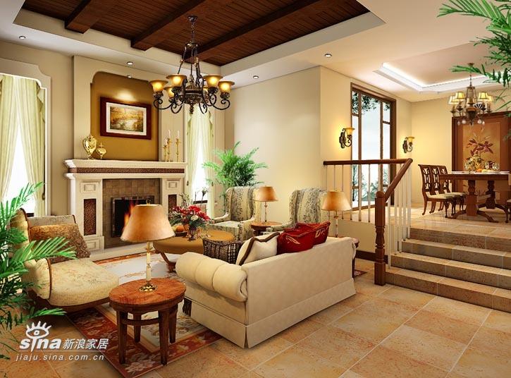 其他 别墅 客厅图片来自用户2558757937在保利香槟35的分享