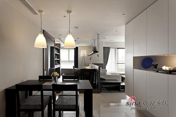 简约 三居 客厅图片来自用户2557010253在低调简约15万装精致三居62的分享
