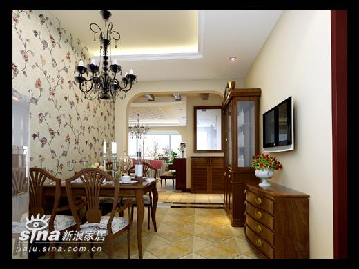 简约 一居 餐厅图片来自用户2738813661在年轻夫妻乡村风格三室两厅87的分享