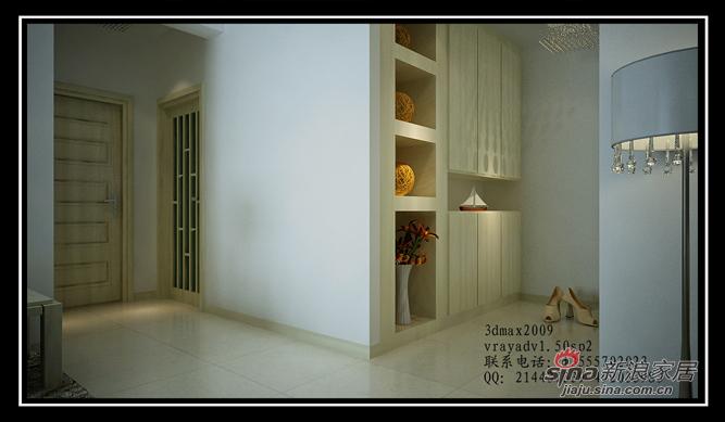 简约 二居 客厅图片来自用户2737759857在本着简约很不简单的设计打造个性家47的分享