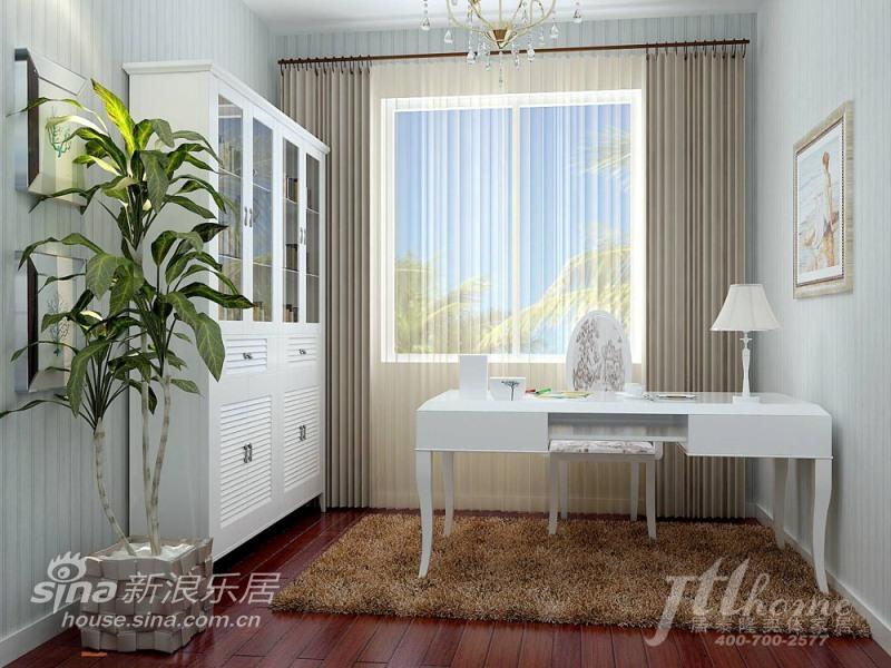 简约 三居 书房图片来自用户2739153147在碧海清风的阳光海岸11的分享