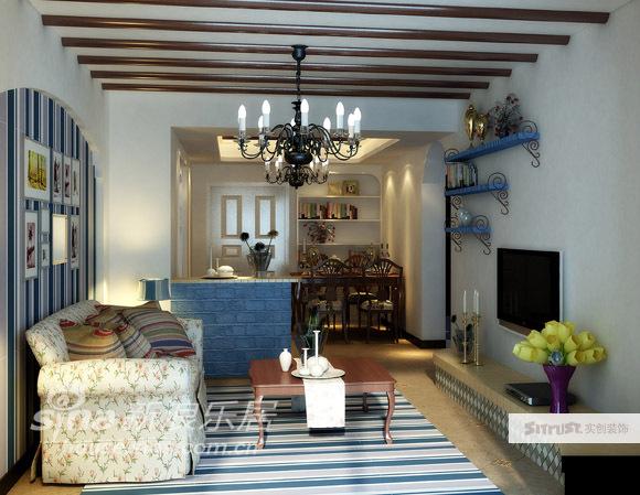 其他 二居 餐厅图片来自用户2557963305在时尚浪漫地中海58的分享