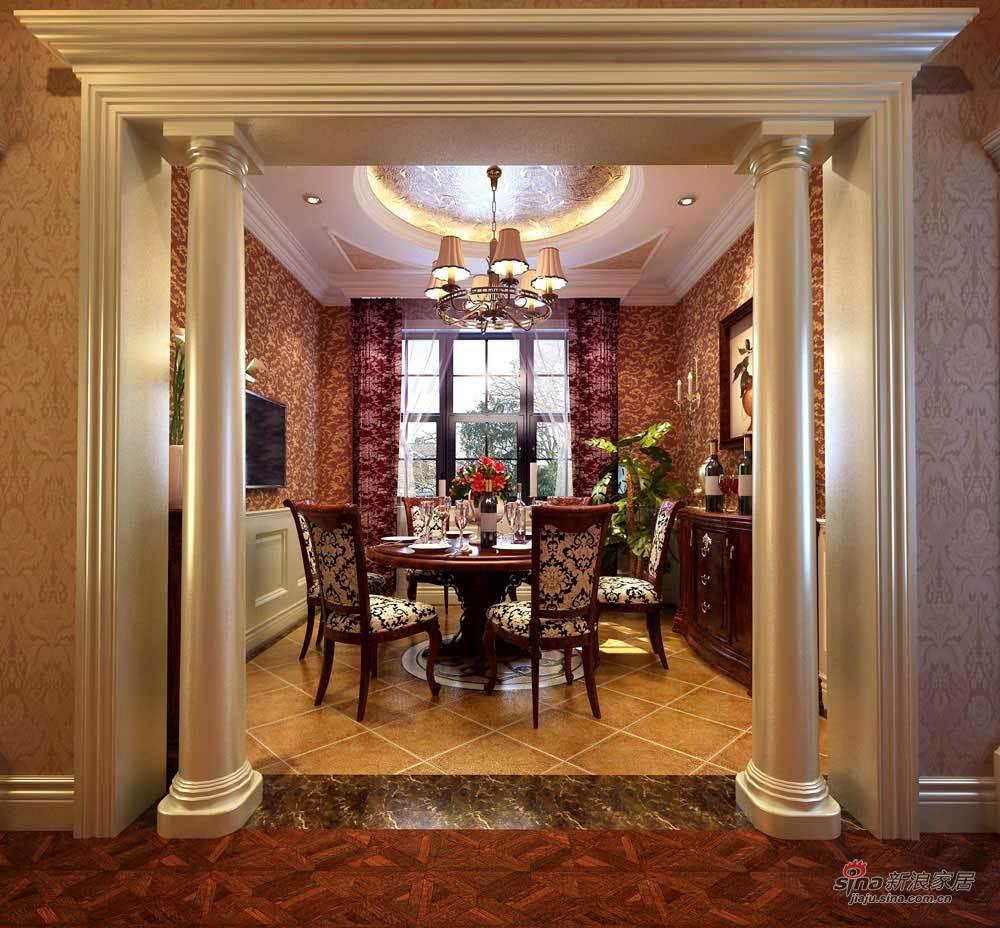 欧式 别墅 玄关图片来自用户2772873991在麦卡伦地211平欧式风格案例欣赏21的分享