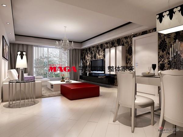 其他 二居 客厅图片来自用户2737948467在中国铁建国际城91平米效果展示68的分享
