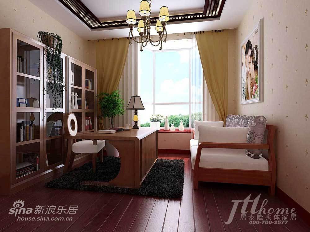 其他  书房图片来自用户2558746857在异域香艳!打造原木空间自然婚房20的分享