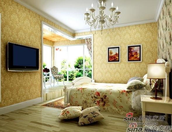 田园 二居 客厅图片来自用户2737946093在3.9万舒适2居田园30的分享
