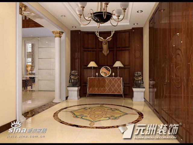 欧式 别墅 客厅图片来自用户2746953981在昌平果园别墅11的分享