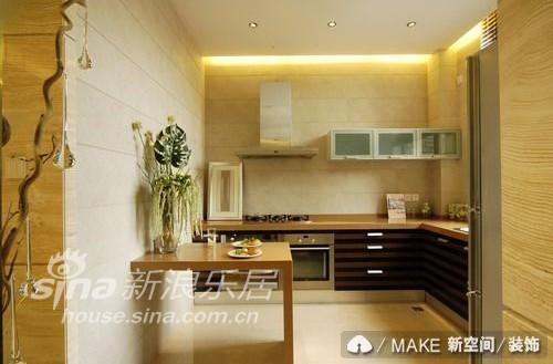 欧式 别墅 厨房图片来自用户2745758987在简欧别墅现场实景图34的分享