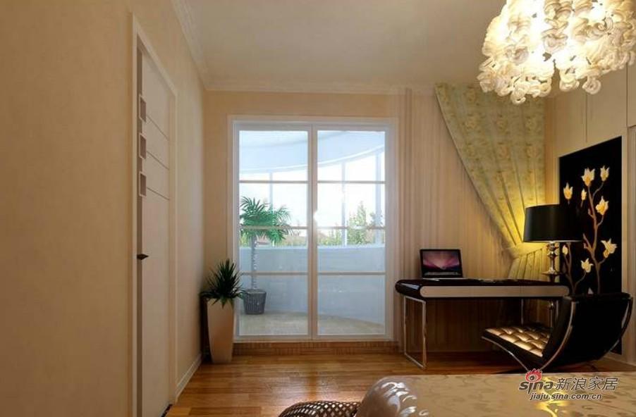 简约 二居 客厅图片来自用户2737735823在5.2万攻克86㎡简约时尚风66的分享