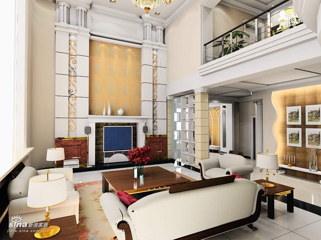 欧式 四居 客厅图片来自用户2745758987在爱上异域风 爱上不同的感觉84的分享