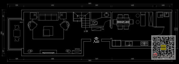 自主城160平米LOFT田园风格装修设计