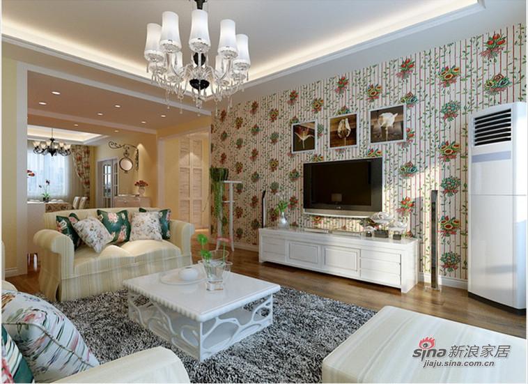 田园 二居 客厅图片来自用户2737791853在我的专辑349031的分享