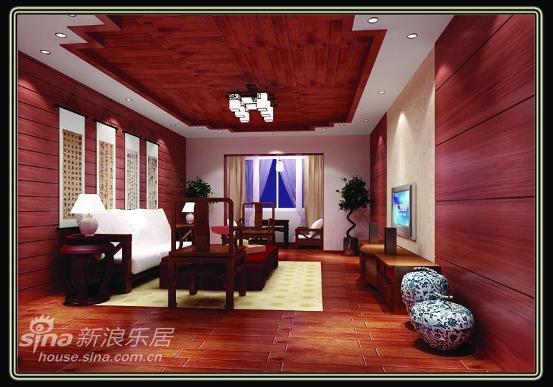 中式 三居 餐厅图片来自用户2740483635在东方神韵79的分享