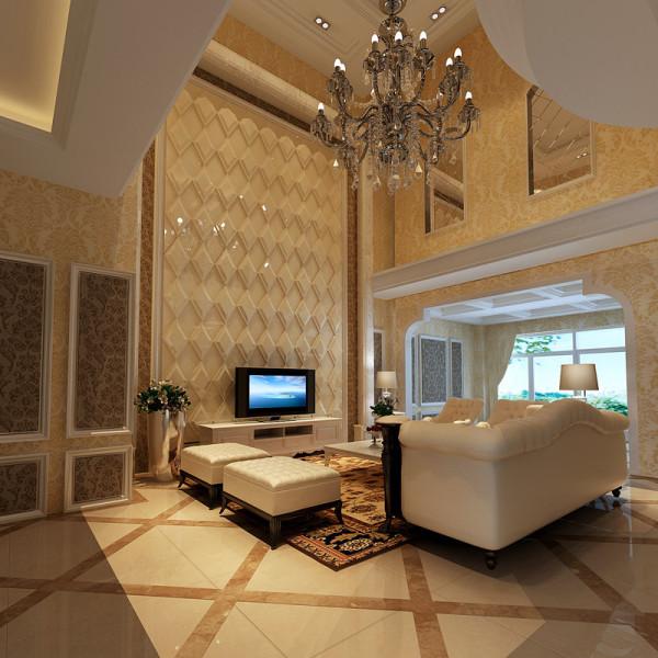 别墅古典美的新古典风格
