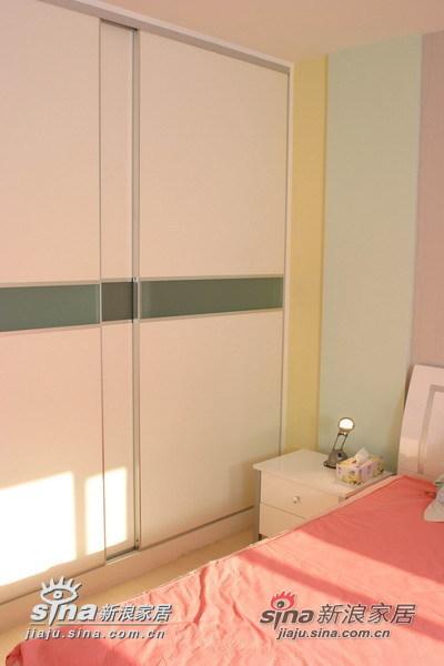 简约 一居 卧室图片来自用户2559456651在从容柔和温馨家园40的分享