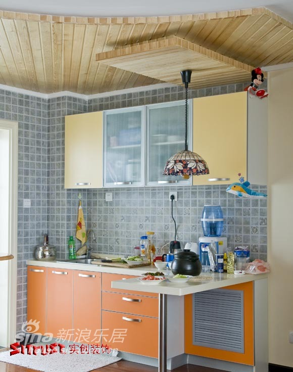 简约 二居 客厅图片来自用户2737735823在简约风格两居样板间60的分享