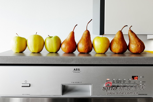 混搭 三居 厨房图片来自用户1907689327在撞色主义4.5万装90平时尚公寓56的分享