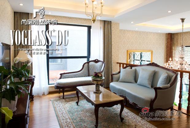 混搭 别墅 客厅图片来自用户1907691673在富力湾别墅390平米混搭之风19的分享