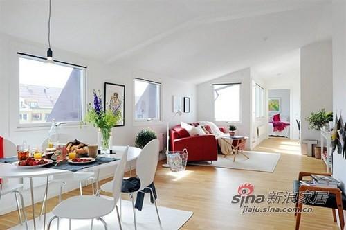 63平空中花园单身公寓 一个人住的精彩