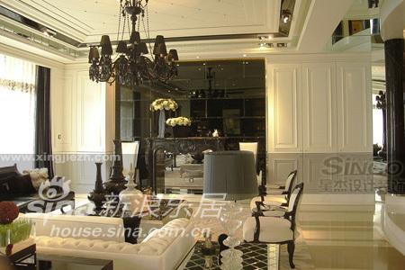欧式 别墅 客厅图片来自用户2746948411在白金瀚宫31的分享