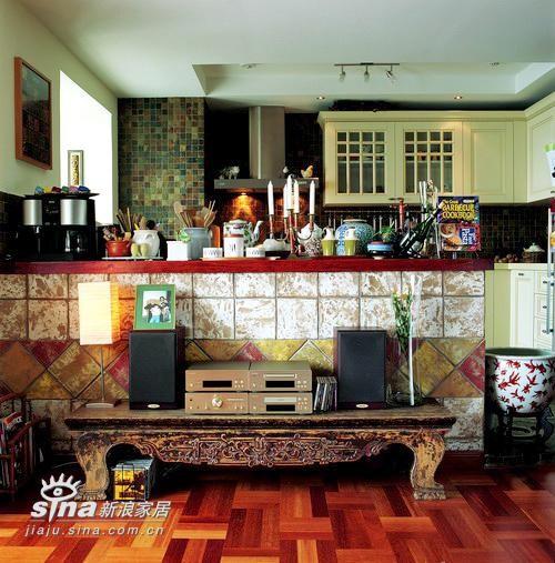 简约 一居 厨房图片来自用户2738829145在中西合璧47的分享