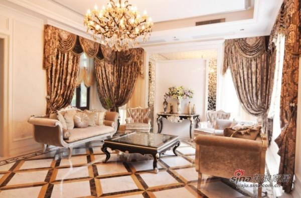 奢华别墅装修 彰显优雅贵族气质