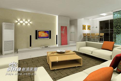 简约 四居 客厅图片来自用户2738829145在某小区87的分享