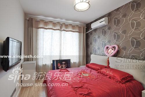简约 二居 卧室图片来自用户2556216825在简约现代风37的分享