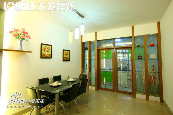 简约 一居 餐厅图片来自用户2745807237在锦绣江南--实景案例12的分享