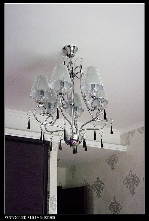 次卧室灯具