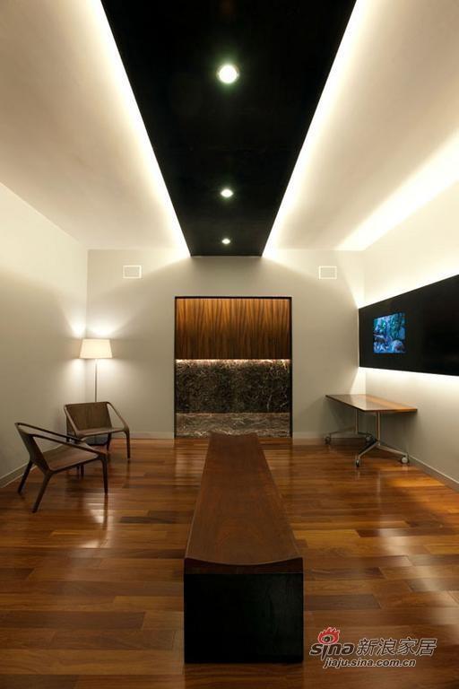简约 别墅 客厅图片来自用户2557979841在ACBC办公空间设计欣赏45的分享