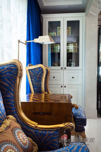 欧式 别墅 客厅图片来自用户2557013183在高富帅的另类欧式奢华风格14的分享