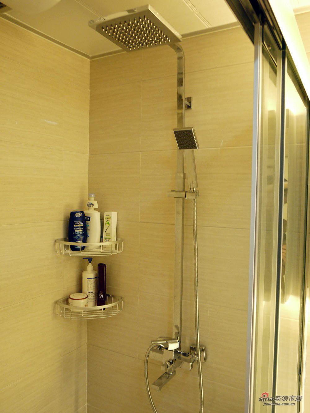 现代 三居 卫生间图片来自佰辰生活装饰在【高清】92平现代时尚温馨主义三口之家38的分享
