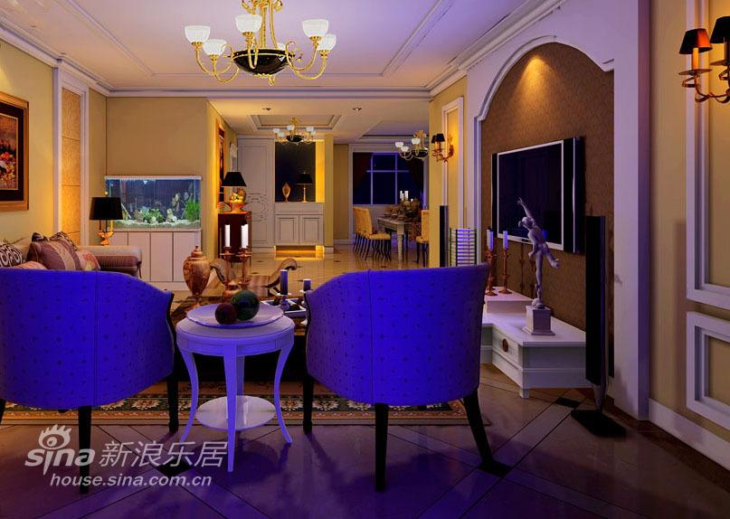 欧式 三居 客厅图片来自用户2746889121在豪华欧式69的分享