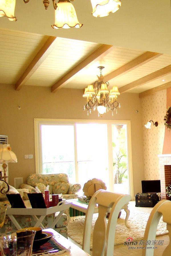 田园 二居 客厅图片来自用户2557006183在90平简约田园新居79的分享