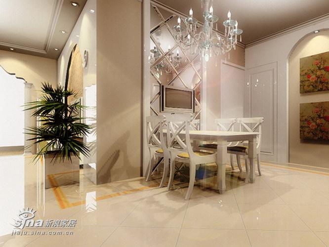欧式 三居 餐厅图片来自用户2746869241在欧式风格的三室两厅34的分享