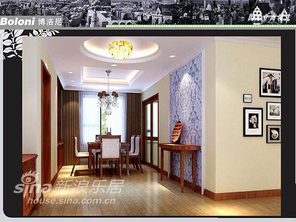 欧式 二居 餐厅图片来自用户2557013183在稳重大气的简欧2居16的分享