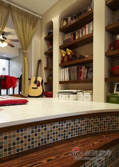 人信太子湾现代简约三居室装修设计人信太子