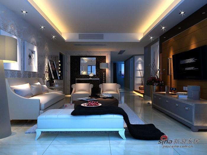 简约 二居 客厅图片来自用户2737735823在后现代扮2居完美古典爱家59的分享