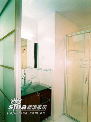 简约 一居 卫生间图片来自用户2737786973在实创装饰装修案例98的分享