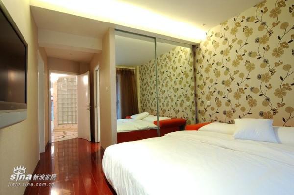 欧式 三居 卧室图片来自用户2746948411在北欧风格48的分享