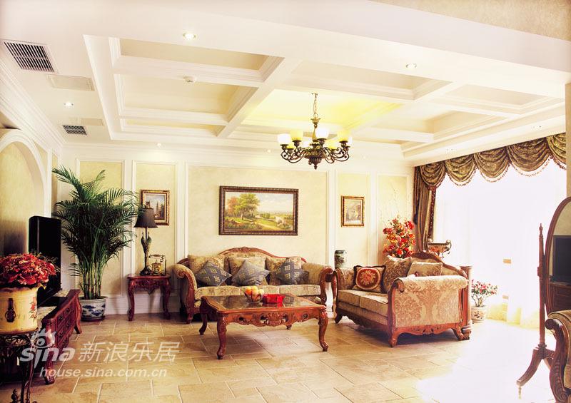 其他 别墅 客厅图片来自用户2558757937在欧式新古典(帕拉蒂奥)64的分享