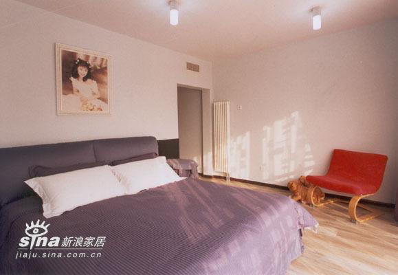 简约 四居 卧室图片来自用户2738829145在朗琴园40的分享