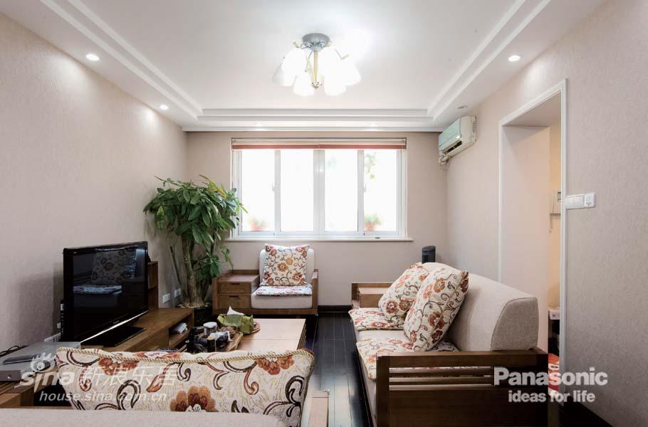 简约 二居 户型图图片来自用户2557010253在松下盛一:老房的D调换装31的分享
