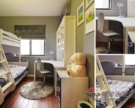 简约 三居 儿童房图片来自用户2737759857在仅6万打造102平新人避风港19的分享