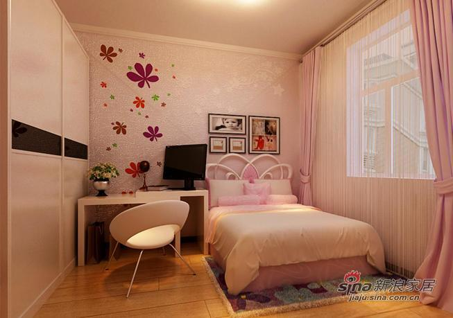 简约 二居 卧室图片来自用户2737735823在我的专辑474321的分享