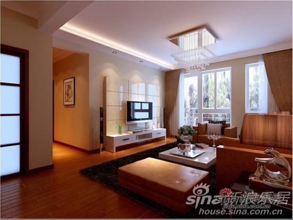简约 一居 客厅图片来自用户2558728947在4.3万打造现代简约时尚60平爱家83的分享
